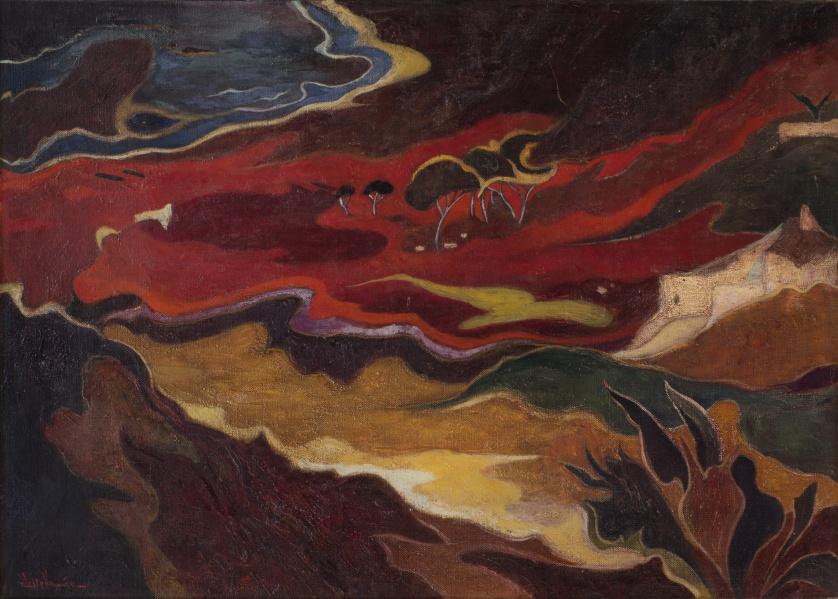 FEDERICO DE ECHEVARRIA (Bilbao, 1911 - Madrid, 2004), FEDER