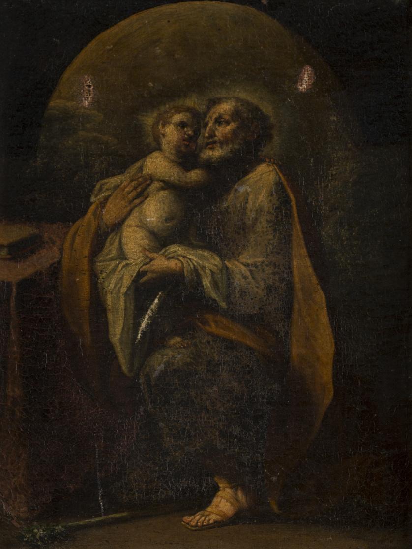 ATRIBUÍDO A STEFANO POZZI (1699- 1768), ATRIBUÍDO A STEFANO